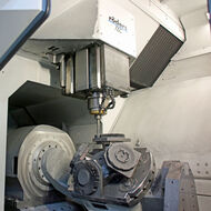 Modern Milling Technology Improves the Production of Die-Cast Parts