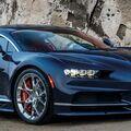 Will the Bugatti Chiron soon benefit from the new titanium brake caliper?