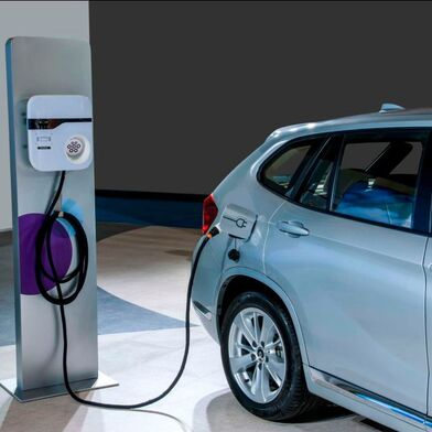 India is aiming at 20 - 30 % of EV connectivity by 2030.